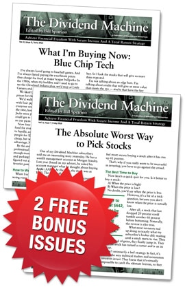The Dividend Machine